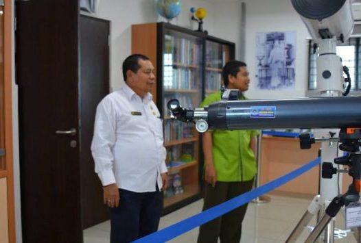 OIF UMSU Jadi Rujukan Universitas Islam Indonesia