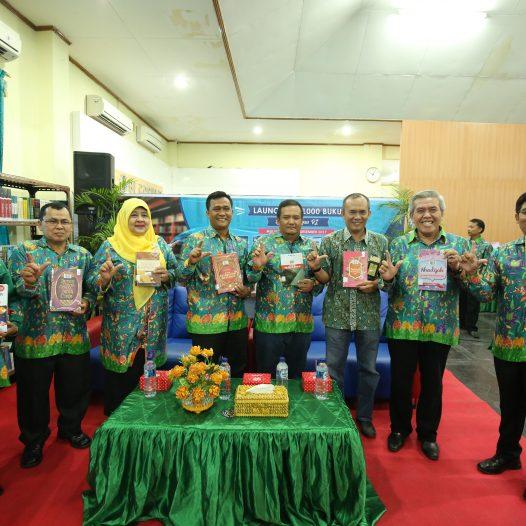 Perpustakaan UMSU Launching 1000 Buku
