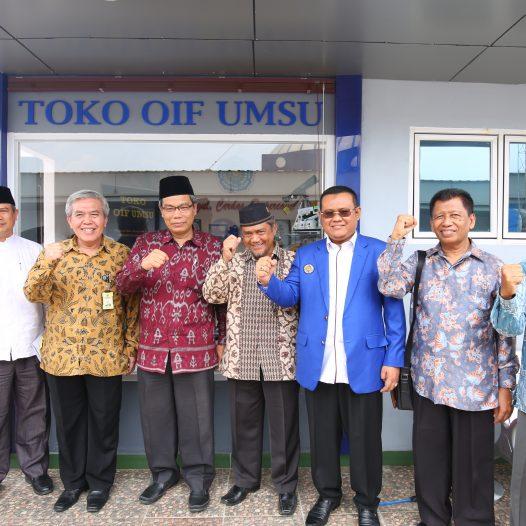 OIF UMSU, 3 Tahun Memotret Semesta Demi Iman dan Peradaban