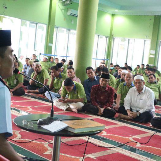 Pangkosekhanudnas III Ceramah Ramadhan di UMSU