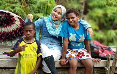 Dr. AMALIA Alumni FK UMSU Jadikan Papua Ladang Pengabdian