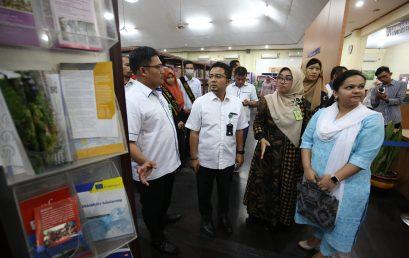 Konsul Ingin Dirikan  India Corner di UMSU