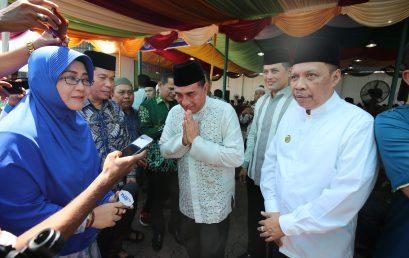UMSU dan Muhammadiyah Sumut Gelar Silaturrahim Syawal