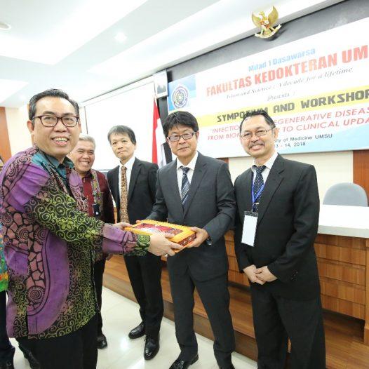 FK UMSU Gelar Simposium dan Workshop Internasional