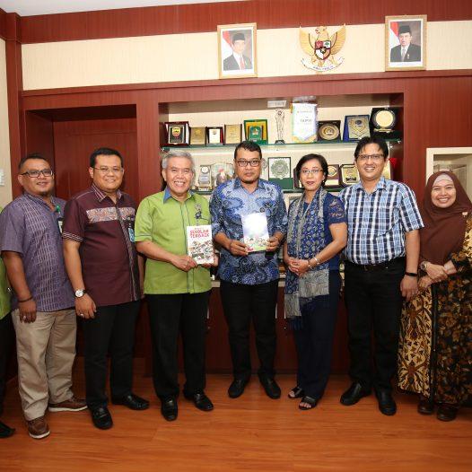 Tanoto Foundation Gandeng UMSU Tingkatkan SDM Guru