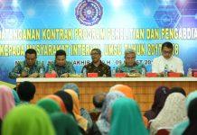 Universitas Muhammadiyah Sumatera Utara menjadi satu-satunya perguruan tinggi swasta (PTS) di Sumut yang lolos ke Pekan Ilmiah Mahasiswa Nasional (Pimnas) 2018 yang akan digelar di Universitas Negeri Yogyakarta